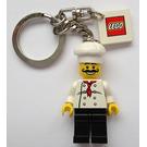 LEGO Chef Key Chain (851039)