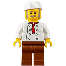 LEGO Chef Minifigure