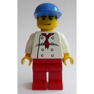 LEGO Chef with Blue Cap Minifigure