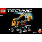 LEGO Cherry Picker Set 42031 Instructions