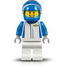LEGO Chevrolet Racing Minifigure