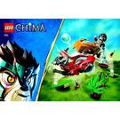 LEGO CHI Battles Set 70113 Instructions