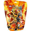 LEGO CHI Fluminox Set 70211 Packaging