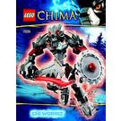 LEGO CHI Worriz Set 70204 Instructions