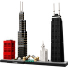 LEGO Chicago Set 21033