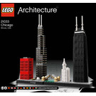 LEGO Chicago Set 21033 Instructions