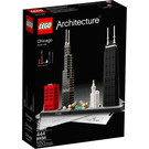 LEGO Chicago Set 21033 Packaging
