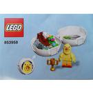 LEGO Chicken Skater Pod Set 853958 Instructions