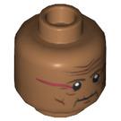 LEGO Chief Big Bear Head (Recessed Solid Stud) (13918)