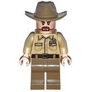 LEGO Chief Jim Hopper Minifigure