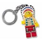 LEGO Chief Key Chain (3962)