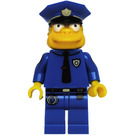 LEGO Chief Wiggum Minifigure