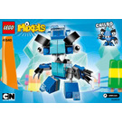 LEGO Chilbo Set 41540 Instructions