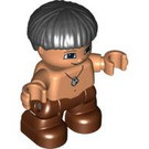 LEGO Child Figure - Cave Boy Duplo Figure
