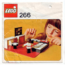 LEGO Children's room Set 266 Instructions