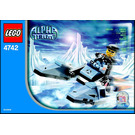 LEGO Chill Speeder Set 4742 Instructions
