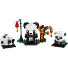 LEGO Chinese New Year Pandas Set 40466