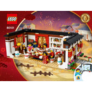 LEGO Chinese New Year's Eve Dinner Set 80101 Instructions