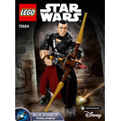 LEGO Chirrut Îmwe Set 75524 Instructions