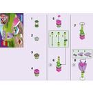 LEGO Chocolate Box & Flower Set 30411 Instructions