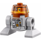 LEGO Chopper C1-10P Minifigure