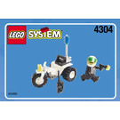 LEGO Chopper Cop Set 4304