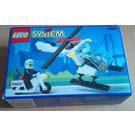LEGO Chopper Cops Set 6664 Packaging