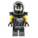 LEGO Chopper Maroon Minifigure