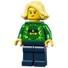 LEGO Christina Minifigure