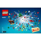 LEGO Christmas Build-Up Set 40253 Instructions
