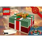 LEGO Christmas Gift Box Set 40292 Instructions