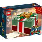 LEGO Christmas Gift Box Set 40292 Packaging