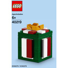 LEGO Christmas Present Set 40219