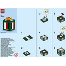 LEGO Christmas Present Set 40219 Instructions