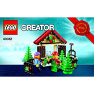 LEGO Christmas Set 2013 - 1 40082 Instructions