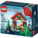 LEGO Christmas Set 2013 - 1 40082 Packaging