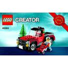 LEGO Christmas Set 2013 - 2 40083 Instructions