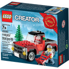 LEGO Christmas Set 2013 - 2 40083 Packaging