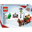 LEGO Christmas Set 3300014 Packaging