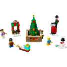 LEGO Christmas Town Square Set 40263