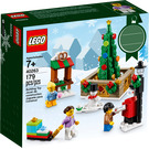 LEGO Christmas Town Square Set 40263 Packaging
