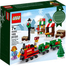LEGO Christmas Train Ride Set 40262 Packaging