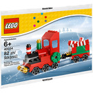 LEGO Christmas Train Set 40034 Packaging