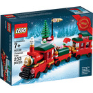 LEGO Christmas Train Set 40138 Packaging