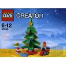 LEGO Christmas Tree Set 30286