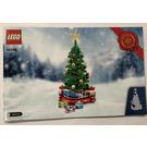 LEGO Christmas Tree Set 40338 Instructions