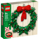 LEGO Christmas Wreath 2-in-1 Set 40426 Packaging