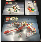 LEGO Christmas X-wing Set 4002019 Instructions