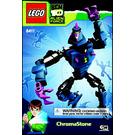 LEGO ChromaStone Set 8411 Instructions
