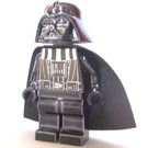 LEGO Chrome Black Darth Vader Minifigure